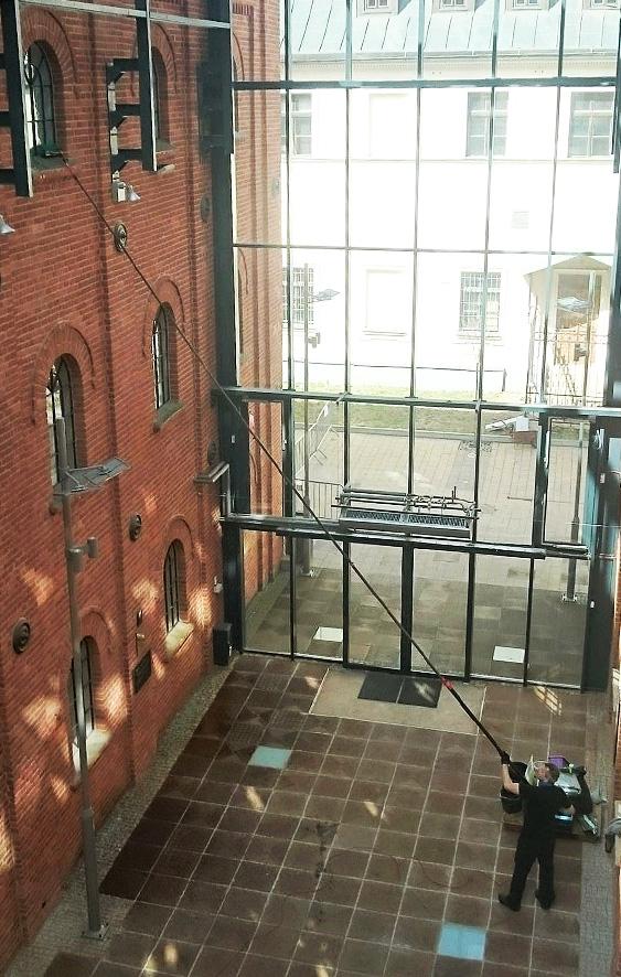 Mycie okien iprzeszkleń